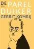 Hein  Aalders,De Parelduiker 2017/2-3 Gerrit Komrij