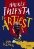 Andrés  Iniesta,Andrés Iniesta, de artiest