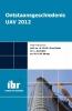 <b>Ontstaansgeschiedenis van de UAV 2012</b>,