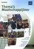 Paul  Scheffer, Heleen  Ruijg, Herman van Gunsteren,Thema`s Maatschappijleer voor VWO