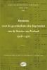 ,Bronnen voor de geschiedenis der dagvaarten van de Staten van Zeeland 1318 - 1572