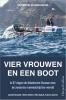 <b>Janette  Benaddi, Helene  Butters, Niki  Doeg, Frances  Davies</b>,Vier vrouwen en een boot