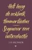 J.D.  Salinger ,Heft hoog de nokbalk, timmerlieden en Seymour, een introductie