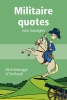 Mick  Verbrugge, Tim  Royall,Militaire quotes voor managers