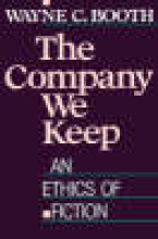 Booth, Company We Keep - Ethical (Paper)