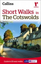 Collins Maps Short walks in the Cotswolds