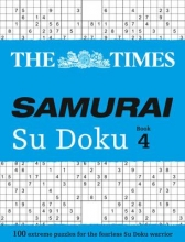 The Times Mind Games Times Samurai Su Doku 4