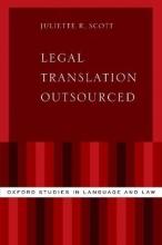 Scott, Juliette R. Legal Translation Outsourced