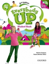 Jackson, Patrick,   Sileci, Susan Banman,   Kampa, Kathleen,   Vilina, Charles Everybody Up: Level 4. Student Book with Audio CD Pack