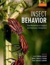 C¿rdoba-Aguilar, Alex Insect Behavior