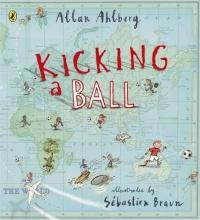 Ahlberg, Allan Kicking a Ball