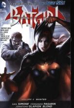 Simone, Gail Batgirl 4