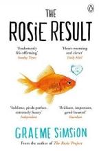 Graeme Simsion The Rosie Result