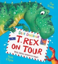 Strathie, Chae Dear Dinosaur: T. Rex on Tour