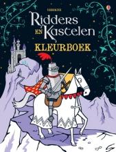 Ridders en Kastelen Kleurboek