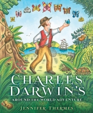 Thermes, Jennifer Charles Darwin`s Around-the-World Adventure