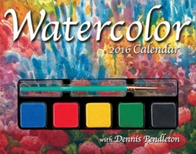 Pendleton, Dennis Watercolor [With Built-In Paint Brush and Built-In Watercolor Paints]