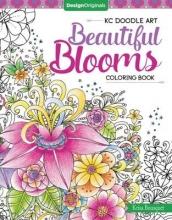 Krisa Bousquet KC Doodle Art Beautiful Blooms Coloring Book