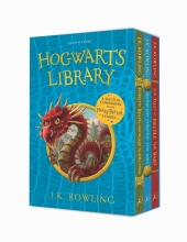 J.K.  Rowling Hogwarts Library Box Set