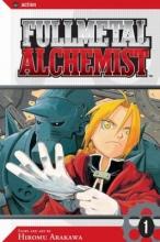 Arakawa, Hiromu Fullmetal Alchemist 1