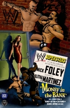 Foley, Mick  Foley, Mick WWE Superstars 1