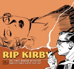 Dickenson, Fred Rip Kirby Volume 6