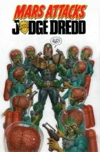 Ewing, Al Mars Attacks Judge Dredd