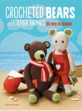 Brown, Emma Crocheted Bears and Other Animals