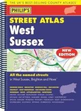 Philips Philip`s Street Atlas West Sussex