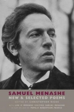 Samuel Menashe New and Selected Poems