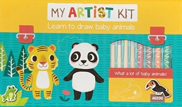 My Incredible Baby Animal Colour Toolkit