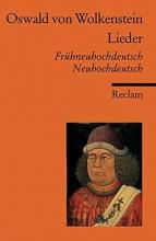 Oswald von Wolkenstein Lieder