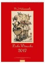 Fink Hummel 2017. Kunstkarten-Einsteckkalender