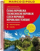 , MARCO POLO Reiseatlas Tschechische Republik 1:200 000