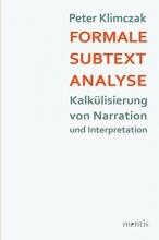 Klimczak, Peter Formale Subtextanalyse