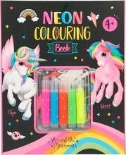 , Ylvi neon kleurboek set