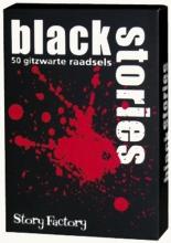 Stf-bs 1 Black  stories deel 1  gitzwarte raadsels