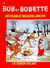 Willy  Vandersteen Bob et Bobette 188 Le coeur volant/adorable neigeblanche