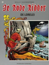 Willy  Vandersteen De Rode Ridder De lorelei