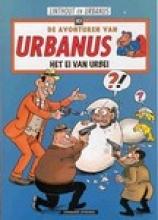 Willy  Linthout De avonturen van Urbanus Het ei van Urbei