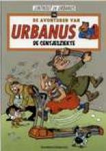Willy  Linthout De avonturen van Urbanus De centjesziekte 106