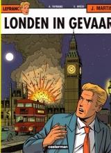 Martin, J. Lefranc / Londen in gevaar