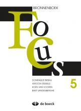 Focus 5 Aso - Bronnenboek