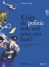 Carbo, Christa Krijgt de politie zelf ook wel eens een bon?