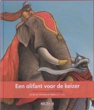 Gerard  Sonnemans Terugblikken prentenboeken Een olifant voor de keizer