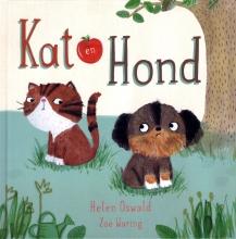 Helen  Oswald Kat en hond