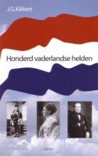 J.G. Kikkert , Honderd vaderlandse helden