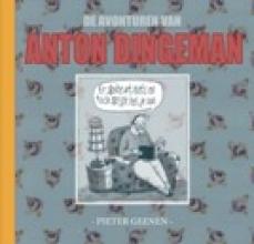 P.  Geenen De avonturen van Anton Dingeman
