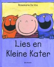 Rosemarie de Vos Lies en de kleine kater