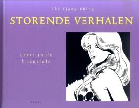 Tjong-Khing The , Lente in de k.centrale